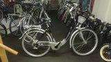 Elektrische Sparta fiets_